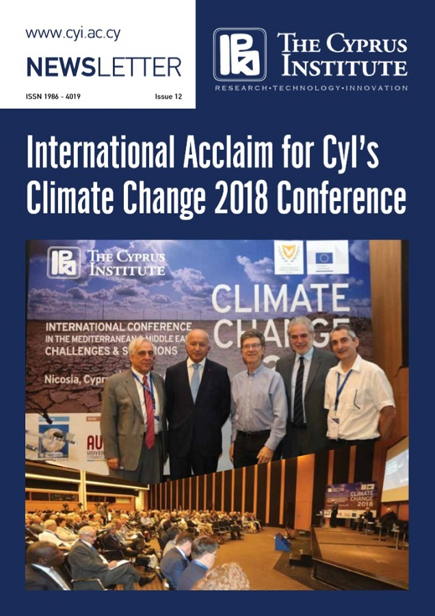 CyI Newsletter Summer 2018