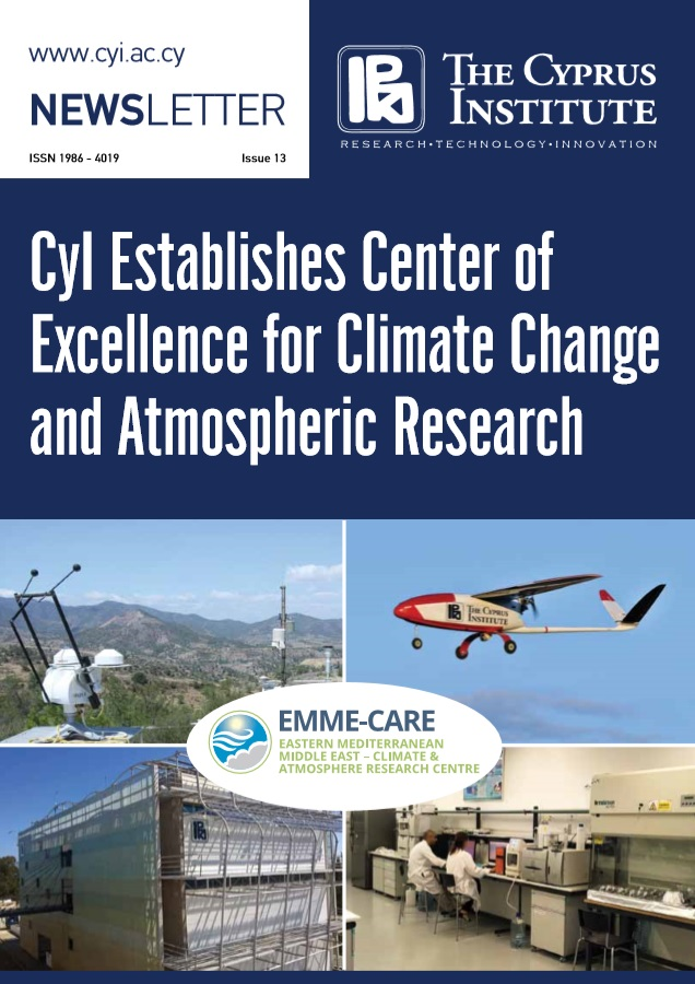 CyI Newsletter Summer 2019