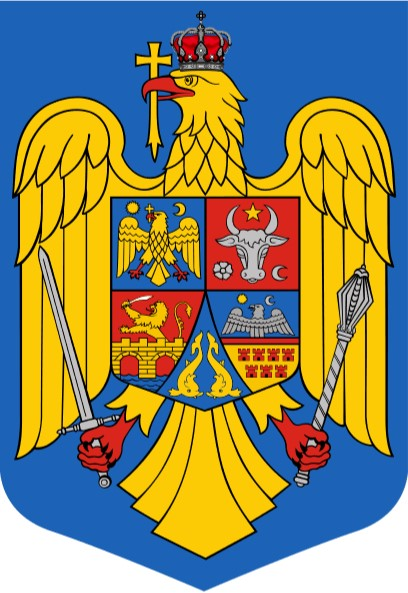 romanian coat arms