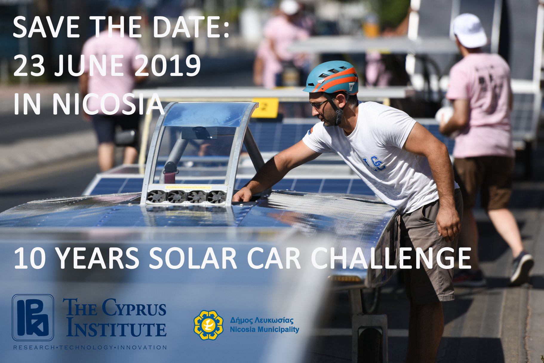 SAVE THE DATE Solar 2019