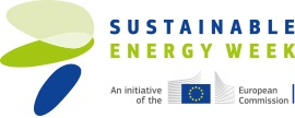 sustainable energy week 2018 logo
