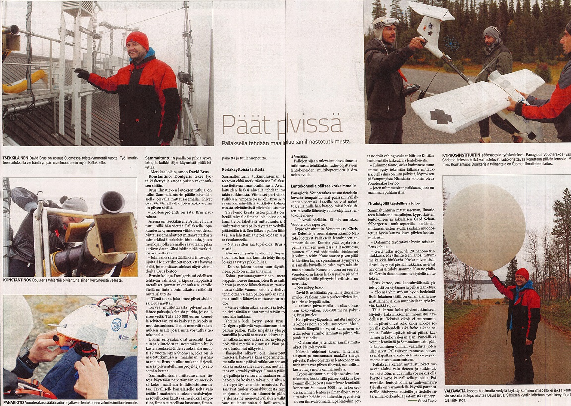 Kittila newspaper Page 1 2