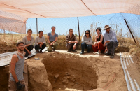 CyI Establishes Research Collaboration with the New Swedish Cyprus Expedition at Hala Sultan Tekke