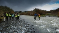 CyI's Water Group testing the Waters with Durham University Students
