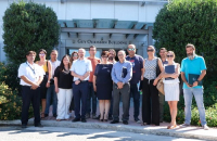 Visit of Delegation of the Cyprus Agricultural Payments Organisation to CyI