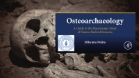 STARC's Efthymia Nikita Receives Important Distinction for Her Textbook on Osteoarchaeology at the American Publishers Awards