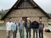 'Cyprus Dendrochronology Lab' (CDL) studies UNESCO Byzantine and Medieval Troodos Churches