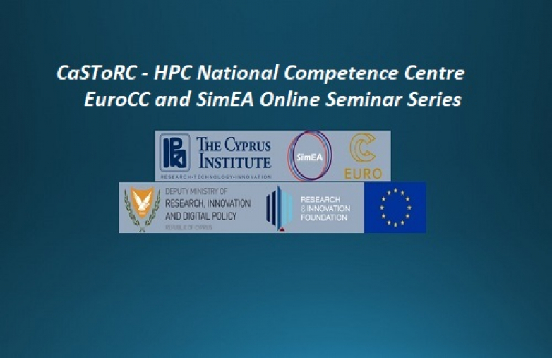 Webinar: High Performance Computing in Structural Biology