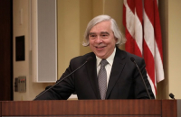 Prof Ernest Moniz, MIT Professor Emeritus and Founding Trustee of The Cyprus Institute, Receives Inaugural Public Policy Award from American Academy of Arts and Sciences