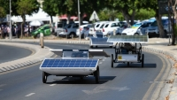 A Great Success for CyI's 9th Annual Solar Car Challenge