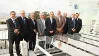 Linear Fresnel Solar Energy System for Built Environment Inaugurated by Minister of Finance