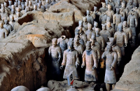 STARC Director Prof. Thilo Rehren Part of International Team that Solves Long-Standing Mystery Regarding the Bronze Weapons of the Terracotta Warriors in China