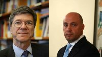 Dr. George Pamborides and Prof. Jeffrey Sachs to Join Board of Trustees of The Cyprus Institute