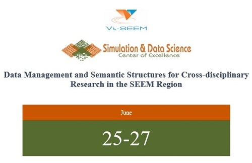 Workshop: Data Management and Semantic Structures for Cross-disciplinary Research in the SEEM Region