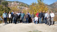 Bringing people together to combat land degradation in the Troodos mountains