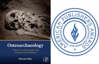 STARC's Efthymia Nikita Receives Honourable Mention for Textbook on Osteoarchaeology at the American Publishers Awards
