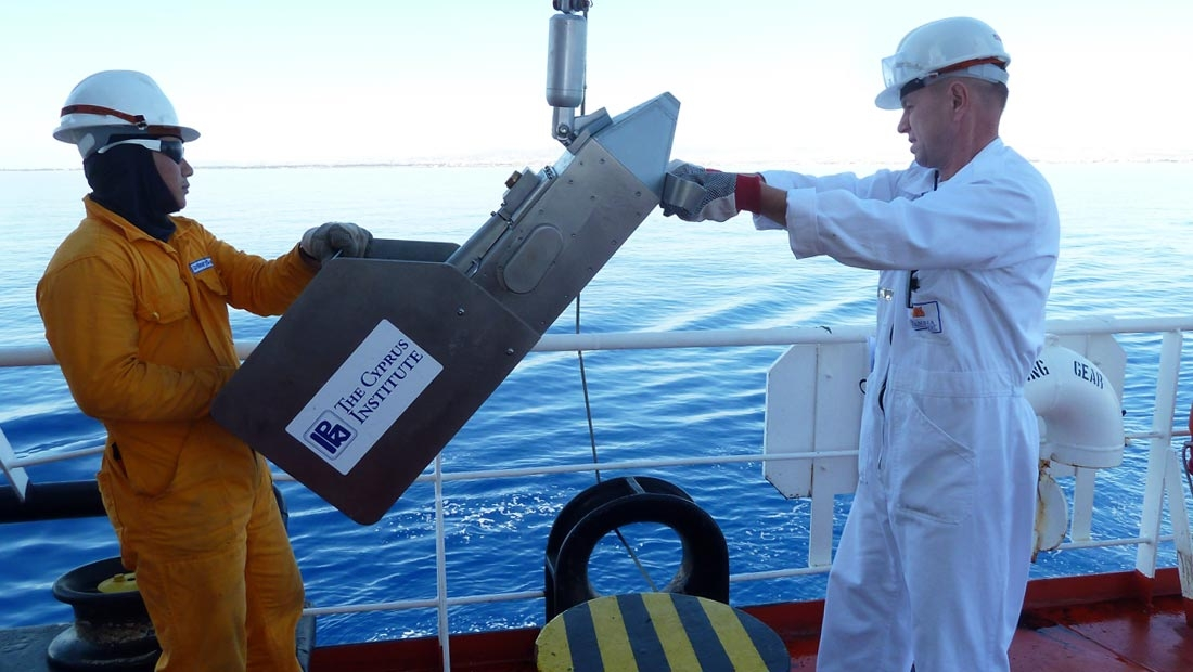 The Marine Science Group of The Cyprus Institute launches a marine research project on the monitoring of plankton in the Eastern Mediterranean Sea