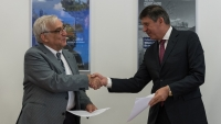 The Cyprus Institute and the Cyprus Chamber of Commerce and Industry sign a Memorandum of Understanding