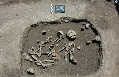 Colloquium: Population Genetics of Neolithic and Early Bronze Age Period in Greece