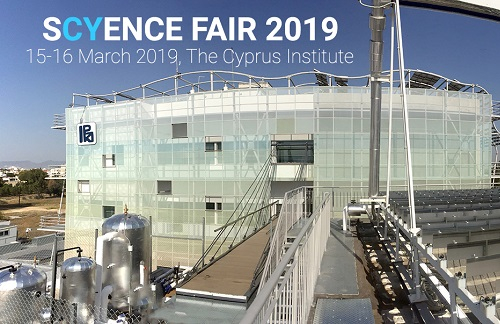 The Cyprus Institute Scyence Fair 2019