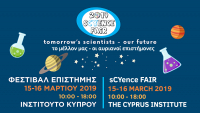The Cyprus Institute Organises the 2019 sCYence Fair