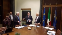 Enhancement of the Scientific Cooperation Between Italy and Cyprus