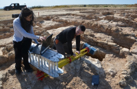 Another Year of Successful Collaboration Between the Cyprus Institute and the Cyprus Pyla-Kokkinokremos Excavation Project