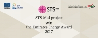 STS-Med project wins the Emirates Energy Award