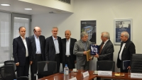 Iran's Deputy Minister of Science, Research and Technology visits CyI