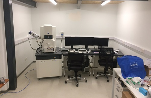 State-of-the-art Scanning Electron Microscope (SEM) Installed at STARC