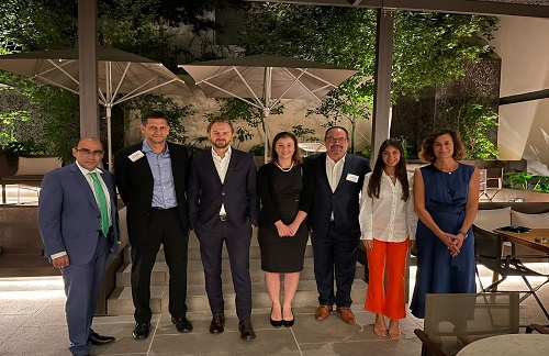 CyI Teams Selected to Present their Work at Event for Promoting Innovative Research by Cypriot Research Institutions in Athens