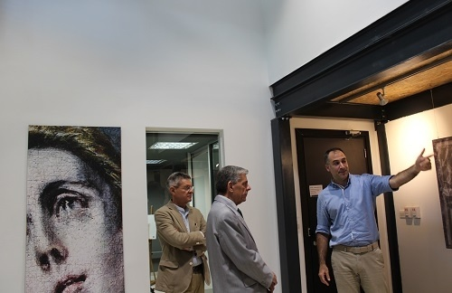 The Ambassador of Greece, Mr. Ilias Fotopoulos, Visits CyI