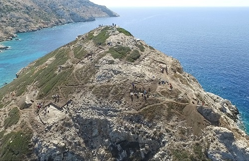 STARC Researchers Participate in Groundbreaking Discovery of Sophisticated Prehistoric Architecture and Technology in the Aegean Island of Keros