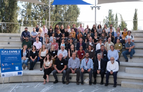 CyI hosts 2nd International Congress on Archaeological Sciences in the Eastern Mediterranean and the Middle East (ICAS-EMME 2)