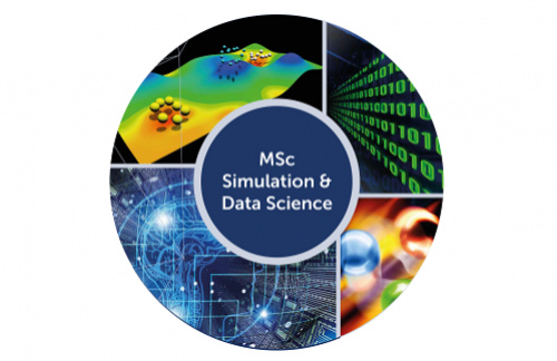 New Master's Program in Simulation and Data Science