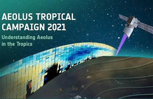 CARE-C to participate in Aeolus Tropical Campaign 2021