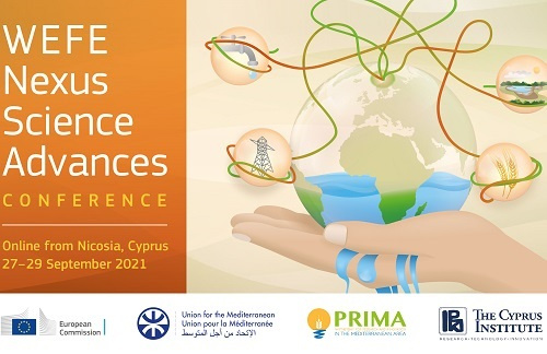 Towards A Water-Energy-Food-Ecosystems Community Of Practice For The Mediterranean