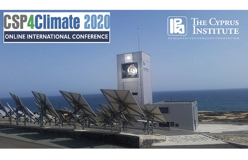 The Cyprus Institute Highlights in the 2nd CSP4Climate Conference the Importance of the Usage of Solar Energy to Tackle Climate Change