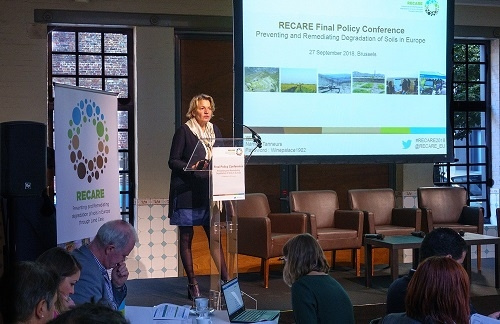 RECARE Project Final Conference Presents Practical Solutions for Preserving Europe's Soils