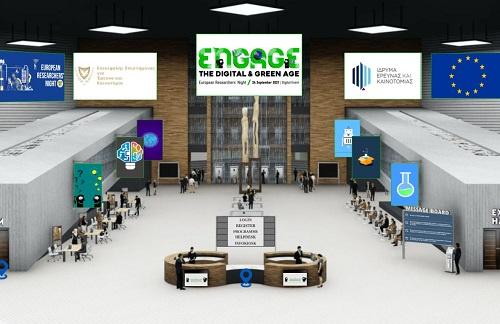 "CyI Participates in ""Researchers' Night 2021"" Virtual Event"
