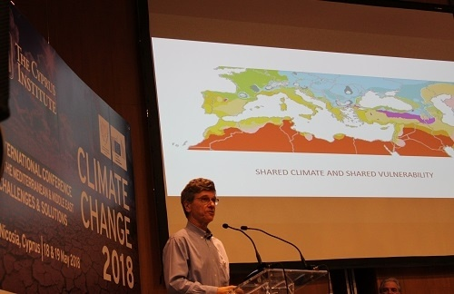 Addressing the Challenges of Climate Change in the Mediterranean Basin