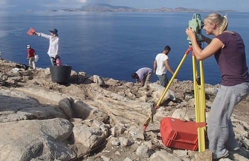 CyI's Important Contributions to the Excavation Work at Keros Detailed in New Interview With STARC's Evi Margaritis